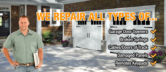 Garage Door Repair Centennial CO